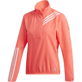 adidas Run It Jacke Damen signal pink